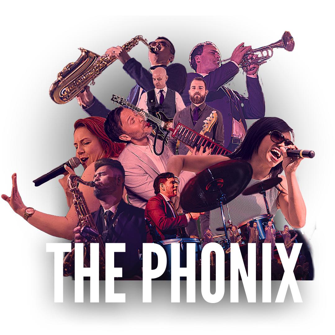 The Phonix Band Inc. Vancouver Wedding Band